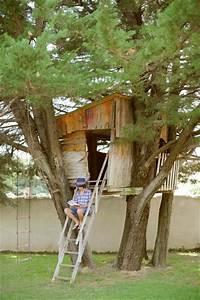 Cabane Dans Les Arbres Construction : inspirations de cabanes les r ver les construire les d corer galerie photos d 39 article 3 4 ~ Mglfilm.com Idées de Décoration