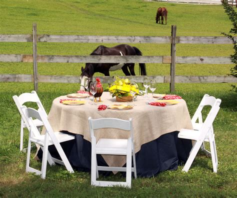 rustic table linens for weddings featured wedding items doucette 39 s party