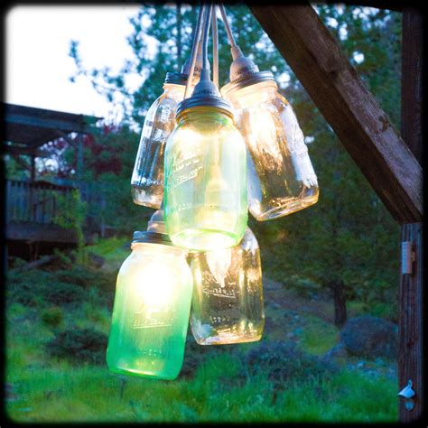 12 DIY Outdoor Lighting Ideas