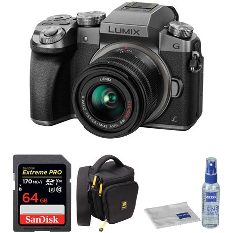 Finance ministers meeting in london agreed to battle tax avoidance by making. Panasonic Lumix DMC-G7 Mirrorless Micro Four Thirds Digital B&H