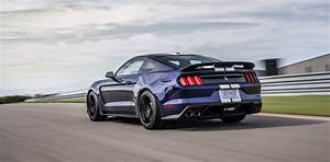2019 Mustang Shelby GT350 Improved for Better Lap Times