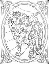 Coloring Adult Refugee Welcome Dover Wildlife Publications Spark Mandala Template Visit sketch template