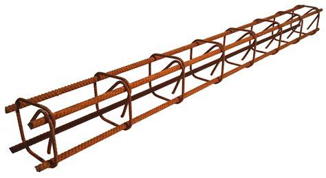 .fers a beton chainages treillis materiaux de construction l entrepot du bricolage : Chaînage carré Z3, 10 x 10 cm Diam.10 mm L. 6 m | Leroy Merlin