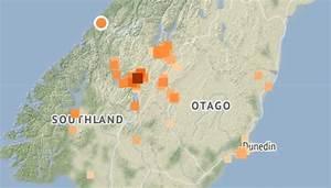 Earthquake Hits South Island U0026 39 S Alpine Fault