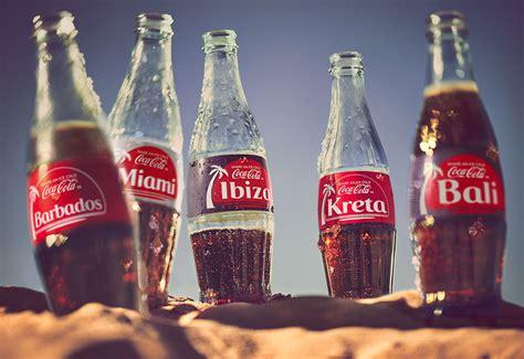 coca cola bytter ut navn med reisemal kampanje