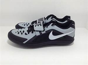 Nike Zoom Rival SD 2 Wolf Grey Track & Field Shoes 685134 ...
