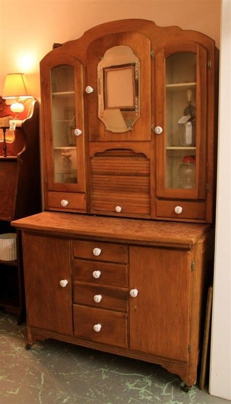 hoosier cabinet furniture all styles pinterest