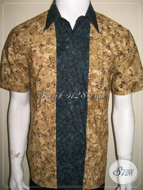 tailor   collection model kemeja batik pria staylis