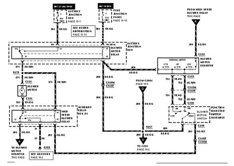 1996 Ford Mustang Blower Resistor Wiring Diagram by 95 Explorer Blower Motor Won T Work Ford Truck