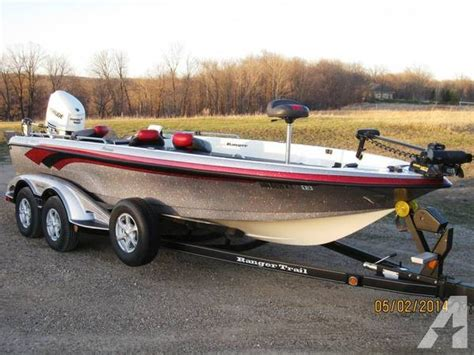Used Ranger Boats For Sale Mn by 620t Ranger Boat For Sale In Underwood Minnesota