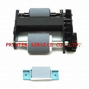 roller replacement kit for automatic document feeder adf With hp document feeder kit