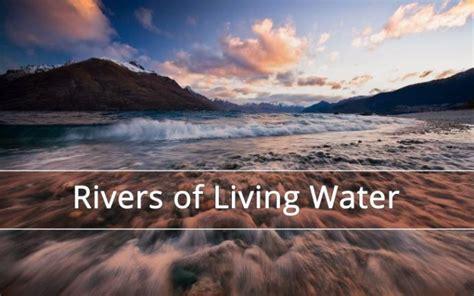 utah valley church john rivers living water