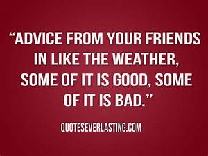 Bad Friend Quotes. QuotesGram