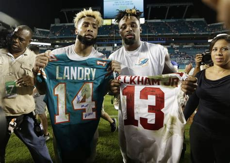 Dolphins Place Jarvis Landry On Trade Block