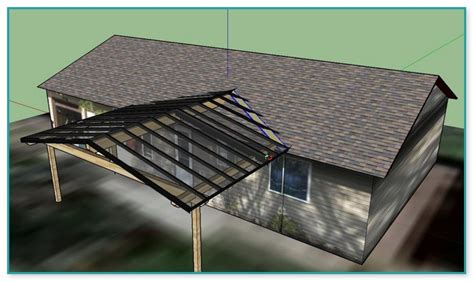 Attaching Patio Roof To Existing Roof - Usefulresults