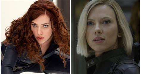 Infinity War Ranking The Avengers New Hair