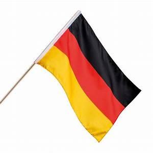 Deutsche Fahne Kaufen : fahne deutschland mit stab 30 x 45 cm g nstig kaufen bei ~ Markanthonyermac.com Haus und Dekorationen