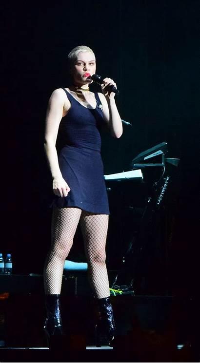 Jessie Concert Performs Phnom Penh Cambodia Complex