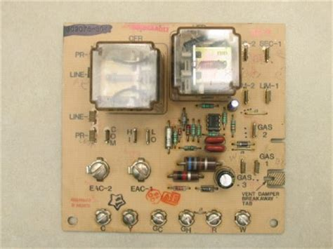 Carrier Bryant Hhaa Furnace Control Circuit Board Ebay