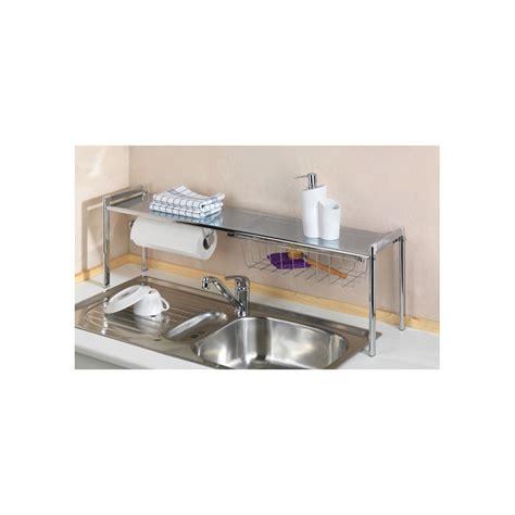 deco etagere cuisine etagère de cuisine avec dérouleur et porte ustensiles