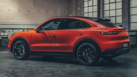 New Porche Cayenne by This Is The New Porsche Cayenne Coupe Top Gear