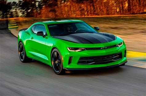 chevrolet camaro le   review motor trend