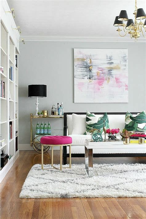 house decoration ideas metallic grey and pink 27 trendy home decor ideas digsdigs