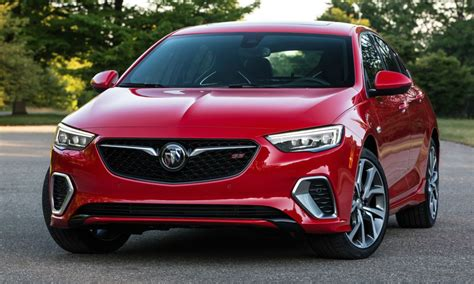 New, 2018 Buick Regal Gs Packs More Power, Better Than