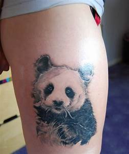 Baby Lion Designs Panda Tattoos Designs Ideas And Meaning Tattoos For You