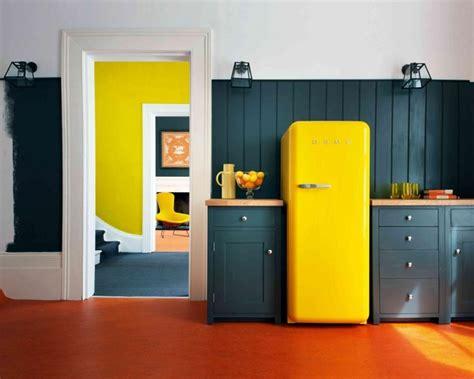 deco cuisine bleu couleur de cuisine en 50 idées modernes et inspirantes