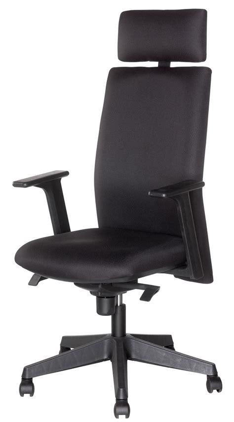 bureau haut fauteuil de bureau avec dossier haut