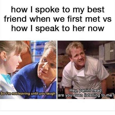 Best Friend Meme How I Spoke To My Best Friend Meme By Maddythemadcow