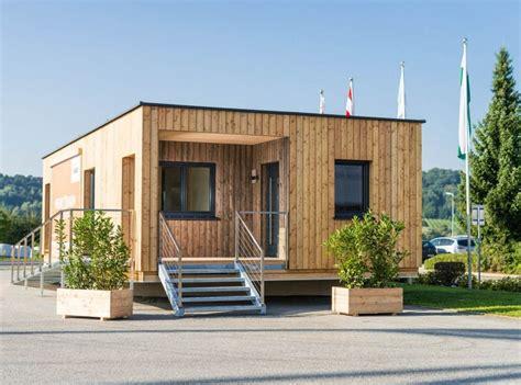 Modulhaus Ein Tiny House Aus Kuben by Flexbox Das Modulhaus Haas Haas