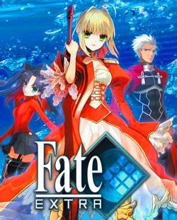 Fateextra (video Game)  Tv Tropes