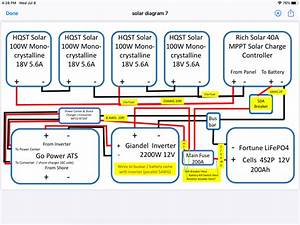 Blew My First Post  This Is My Wiring Diagram That My Previous Questions Pertained To  Should