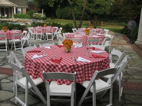 bbq table decorations wedding et cetera and so forth heartsoulinspiration