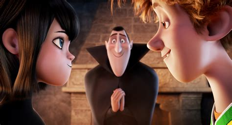 'Hotel Transylvania' Worth Checking In - Front Row Features