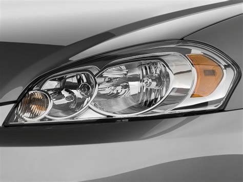 Image 2010 Chevrolet Impala 4door Sedan Lt Headlight
