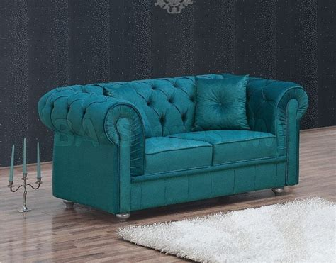 turquoise sofas loveseats 17 best images about chesterfields on