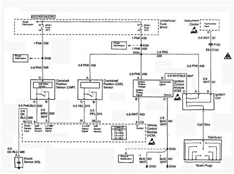 03 Suburban Ignition Switch Wiring Diagram by A 1999 Chevy Suburban 454 Engine Need To Find The