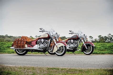 2015 Indian Chief Vintage Review