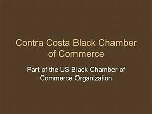 Contra Costa Black Chamber Of Commerce
