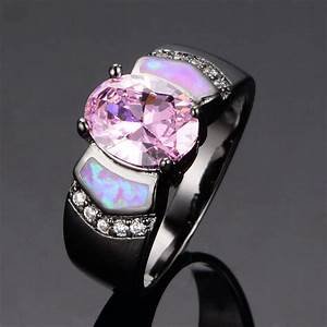 29 pink and black wedding rings ring designs design With wedding ring creator
