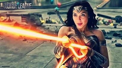 Wonder 4k Woman Justice League Wallpapers Desktop