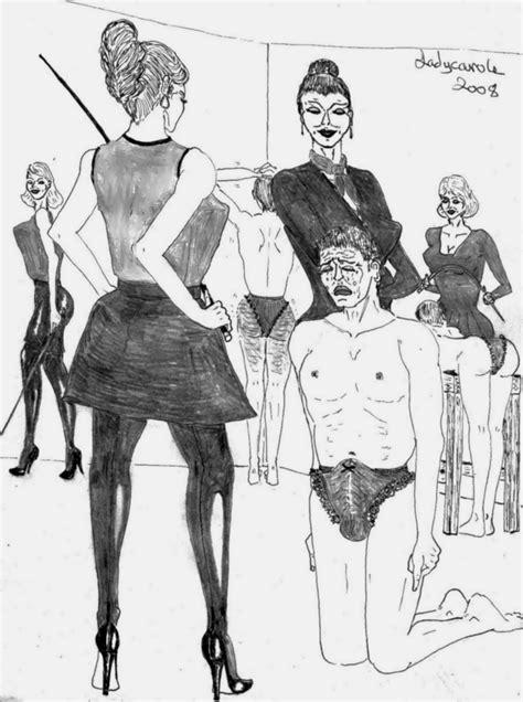 lady carole femdom illustrations new sex images