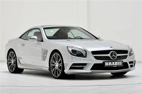 Brabus Tunes 2013 Mercedes Sl R231