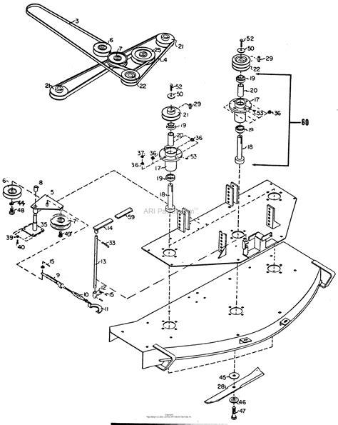 toro    dixie chopper zrt  parts diagram
