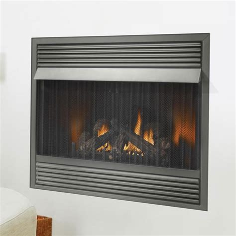 vent free fireplace napoleon 42 inch vent free gas fireplace gvf42