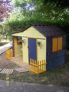 une maison pour les enfants le blog du bricolage With construire une maisonnette en bois