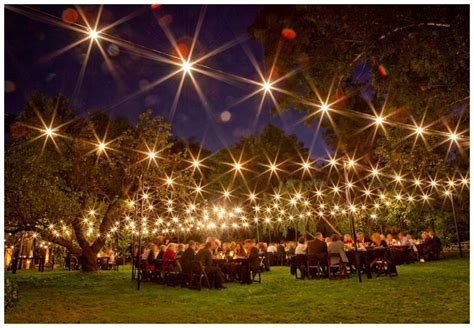 The light itself is not bright, but the 4. How to Decorate a Garden for a Party With Lights?